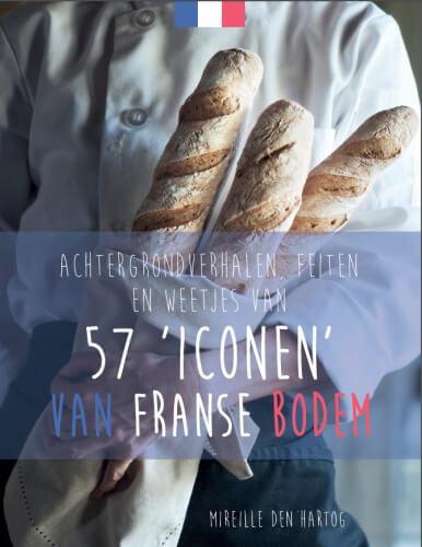 "57 ""iconen"" van Franse bodem"