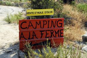 camping a la ferme