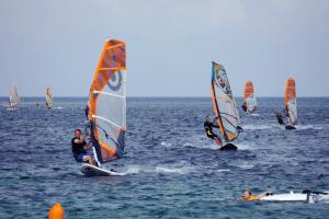 Windsurfen Porto Pollo