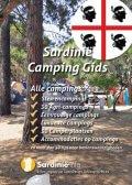 Cover Sardinie camping gids